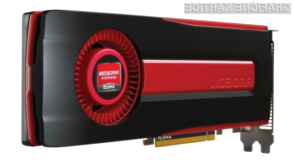 Zmogljivost grafične kartice AMD Radeon HD 7970 »GHz Edition« bomo le s težka izkoristili v celoti.