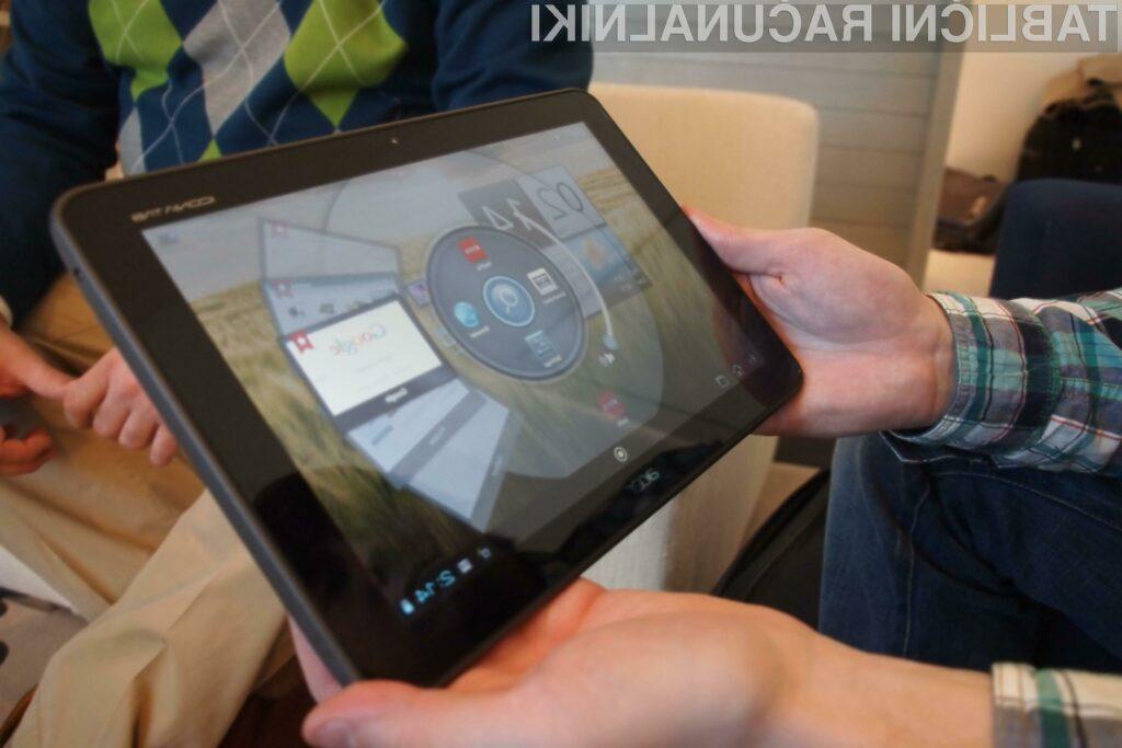 Acerjeva Iconia Tab 110 bo za uporabnike zanimiva predvsem zaradi ugodnega razmerja med ceno in kakovostjo.
