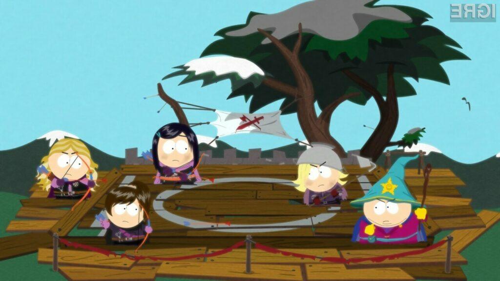 Računalniška igra South Park: The Stick of Truth bo navduševalo staro in mlado!