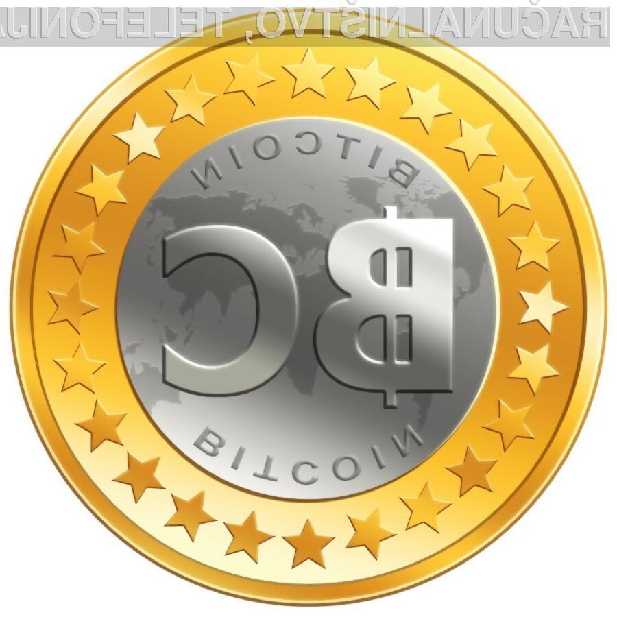 Virtualna denarna valuta Bitcoin postaja vse bolj trdna alternativa klasičnim valutam.