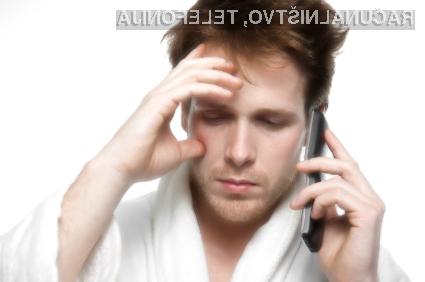 Vedno odgovarjajte le na tiste neodgovorjene mednarodne klice, ki prihajajo iz vam znanih številk!