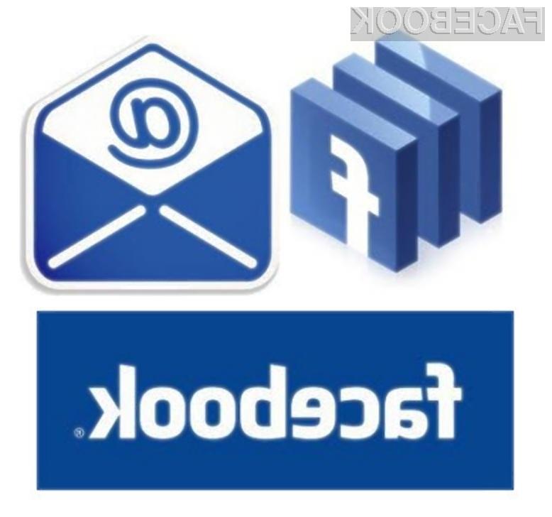 Je tudi vam Facebook samovoljno zamenjal elektronski poštni naslov?