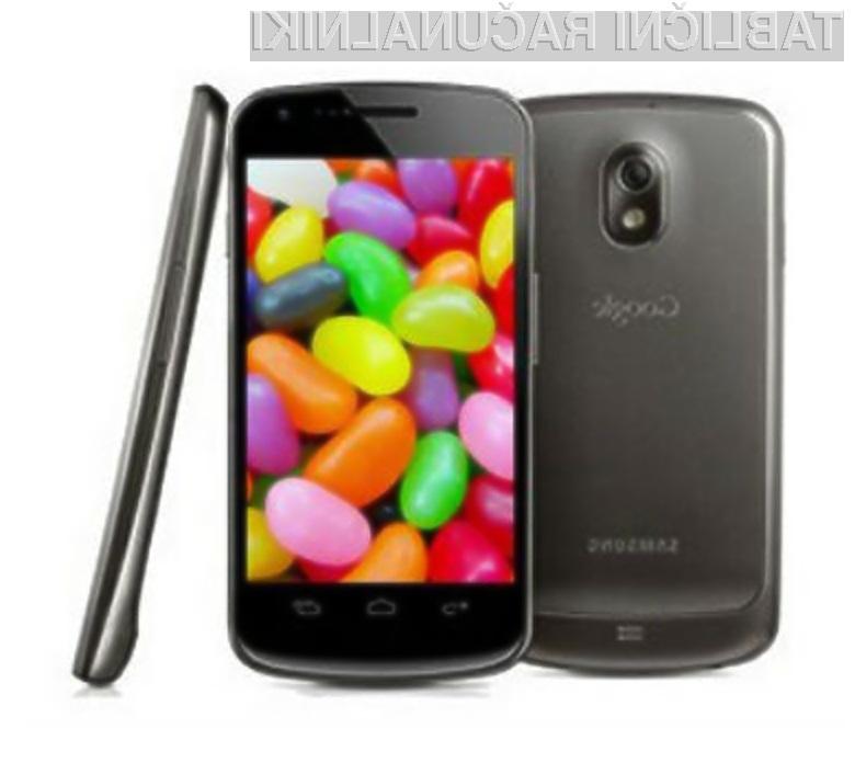 Najnovejši operacijski sistem Android nosi oznako Jelly Bean.