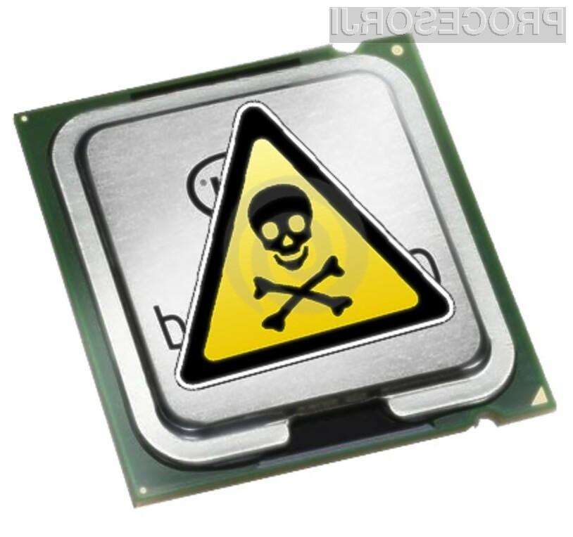 Kriminalci pogosto izrabljajo ranljivosti v procesorjih za izvajanje napadov na operacijske sisteme.