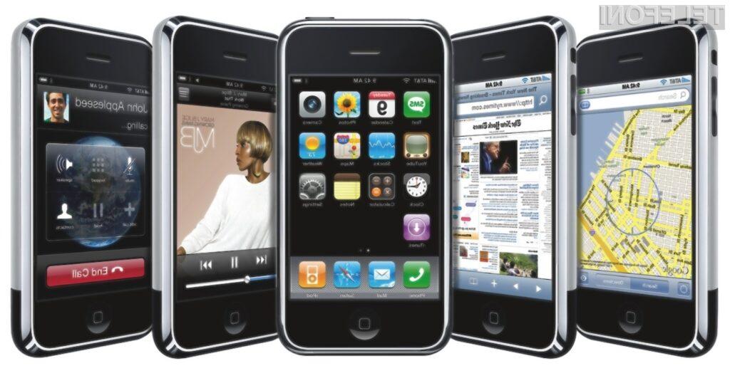 Apple je od leta 2007. pa vse do danes samo na iPhonu zaslužil 150 milijard dolarjev.