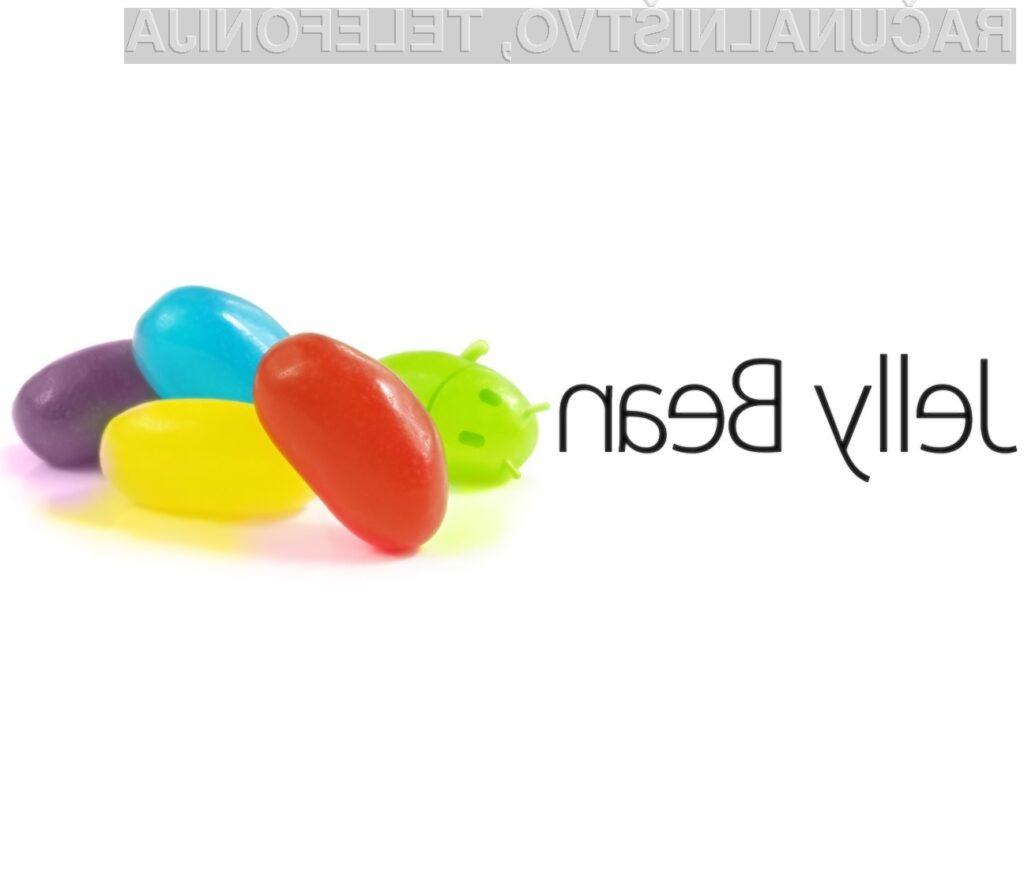 Android 4.1 Jelly Bean postavlja nove standarde na področju mobilnih operacijskih sistemov!