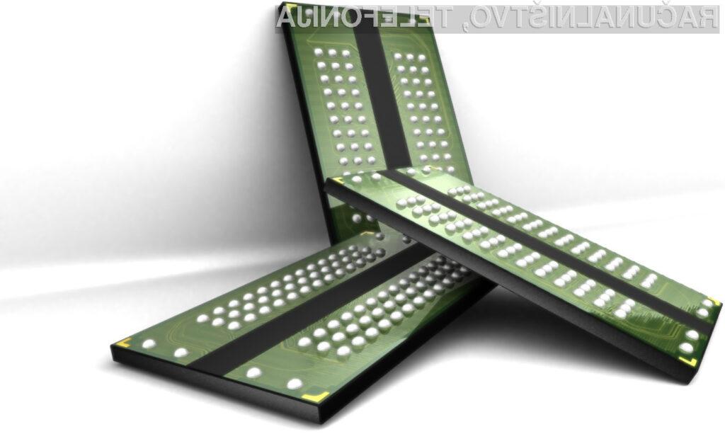 Novi Micronovi pomnilniški DDR3 čipi bodo najhitrejši na svetu.
