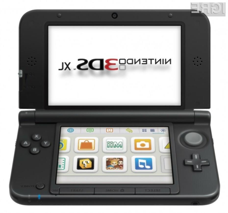 Kljub drugačnim napovedim, bo Nintendo vendarle predstavil večjo različico svoje igralne konzole 3DS.