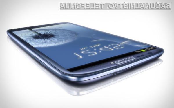Samsung Galaxy S3 je vsestransko uporaben mobilnik.