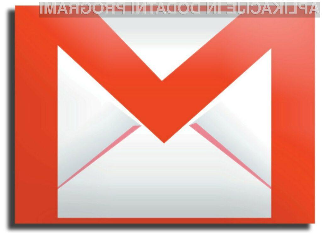 Aplikacija Gmail od sedaj naprej podpira iOS-ov Notification Center.