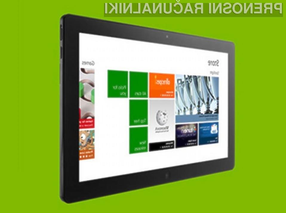 Bo Microsoftu z lastno tablico in sistemom Windows 8 RT uspel veliki met?