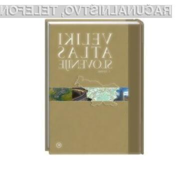 Veliki atlas Slovenije odslej tudi s QR kodami!