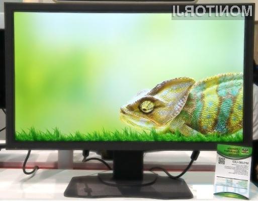 Računalniški zaslon ViewSonic VP3280-LED ne bo pustil hladne niti najzahtevnejše uporabnike!