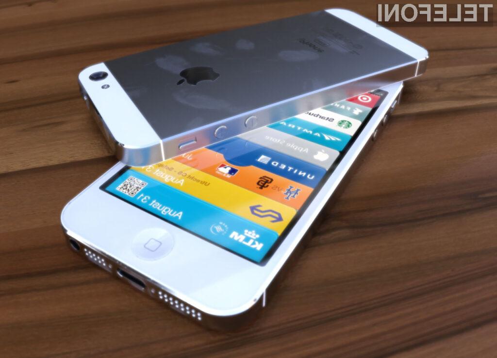 Nov iPhone v  beli barvi bo očitno precej všečen.