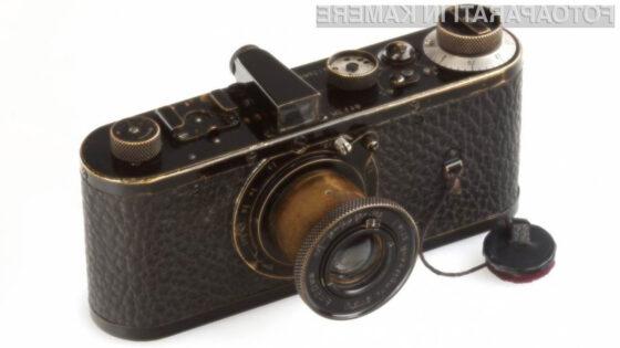 Leica 0-series je trenutno najdražji fotoaparat na svetu.