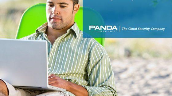 Suveren tudi na plaži, s pomočjo Panda Cloud Systems Management-a