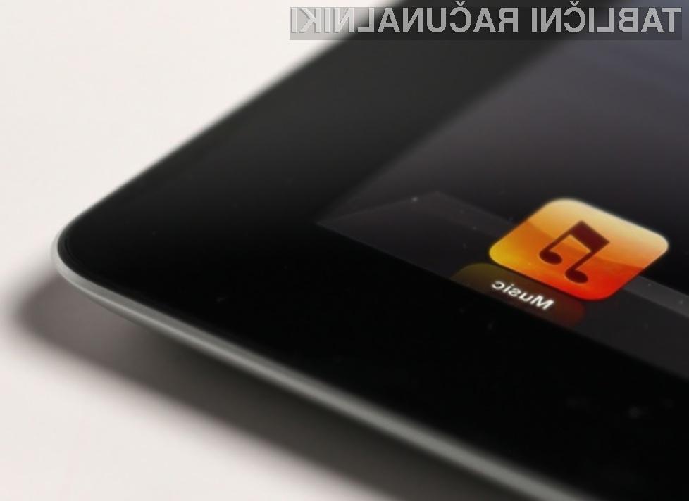 Apple naj bi z novim iPadom napadal konkurenčni tablici Amazon Kindle Fire in Google Nexus 7.