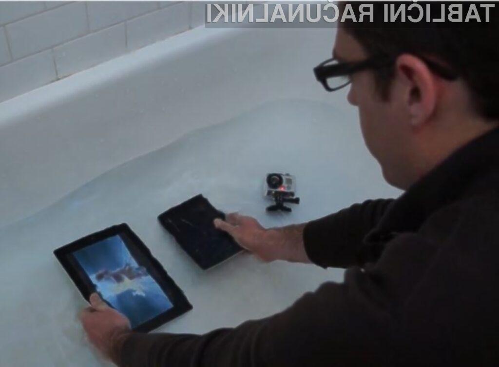 Tablični računalnik Google Nexus 7 je glede na nizko maloprodajno ceno zelo vzdržljiv!