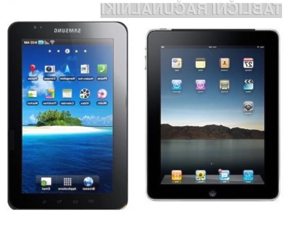 "Kdo je vam bolj ""kul"": Novi Apple iPad ali Samsung Galaxy Tab 10.1?"