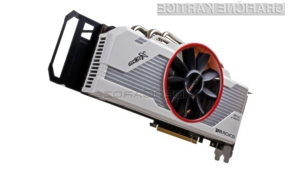 ColorFire-ov HD 7870 XStorm se ponaša s precej inovativno zasnovo in kar dvema BIOS čipoma.