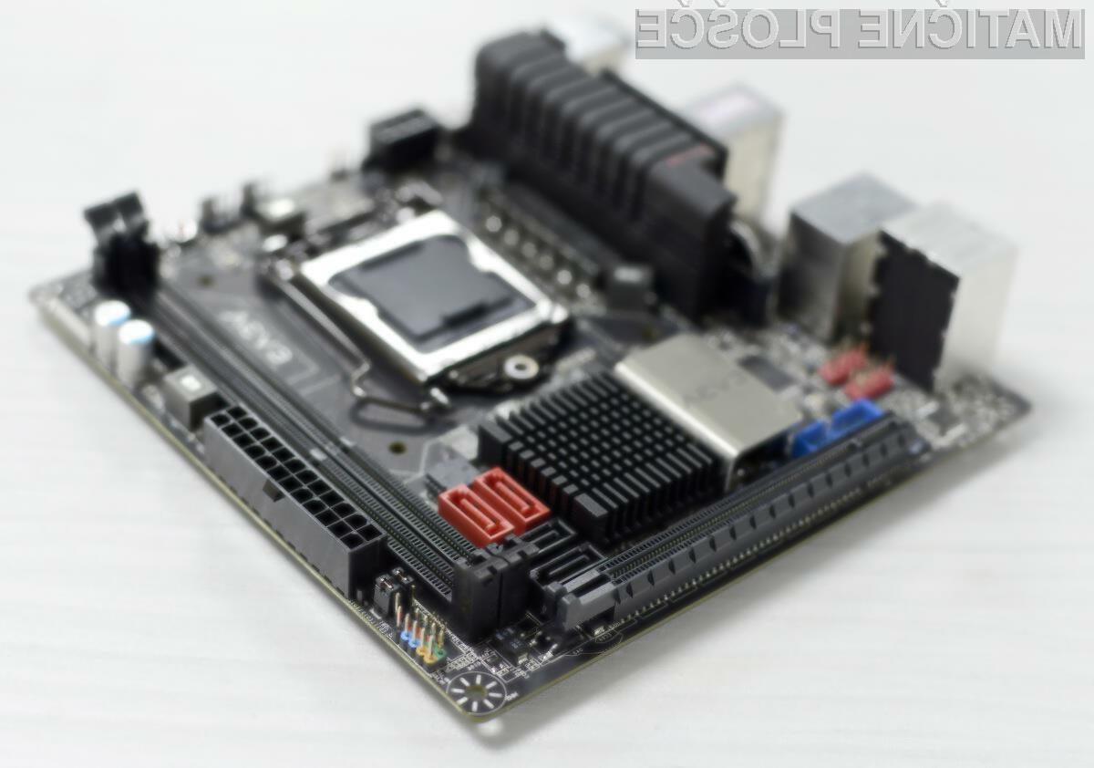 EVGA Z77-ITX bo primerna tudi za tiste bolj zahtevne uporabnike.