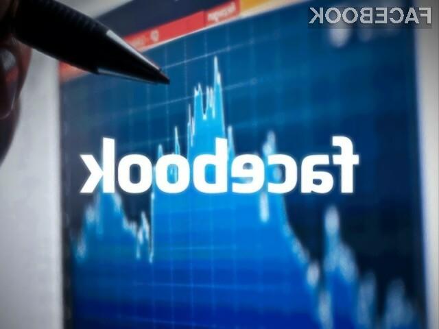 Je Facebook naredil napako, ko je delnice uvrstil na borzo?