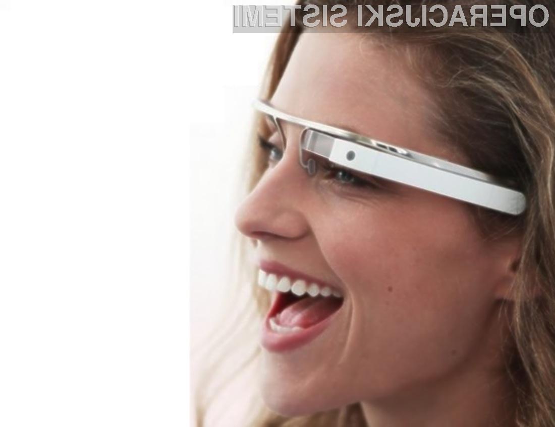 Bo alarmi sistem nepridiprave odvrnil od kraje dragocenih večpredstavnostnih očal Google Glasses?