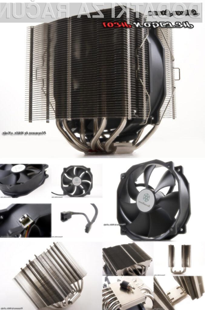 Hladilnik Heligon HE01 je namenjen najbolj zagriženim računalniškim entuziastom.