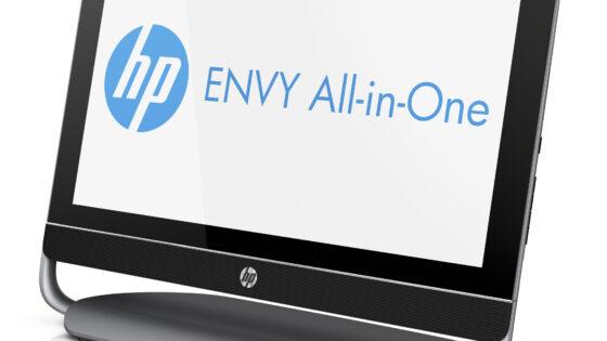 Novi HP-jevi računalniki Envy se lahko pohvalijo z mogljivimi procesorji iz družine Ivy Bridge.