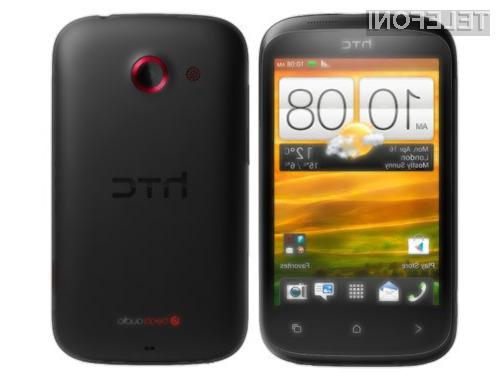 HTC Proto bo pametni telefon namenjen srednjemu cenovnemu razredu.