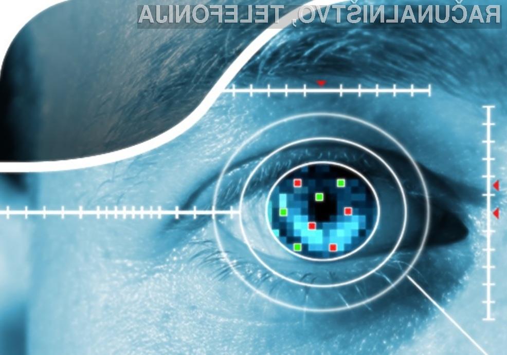 Naprava za pisanje sporočil z očesom naj bi bila bolnikom na voljo že v teku naslednjega leta.
