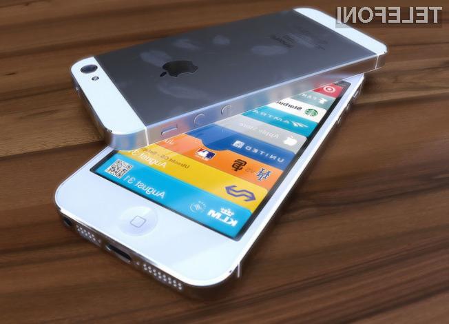 Kaj menite? So slike novega mobilnika iPhone 5 tokrat zares pristne?