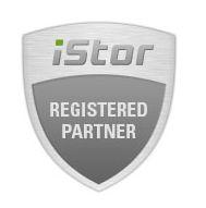 PRONET Kranj d.o.o. je registriran partner iStor
