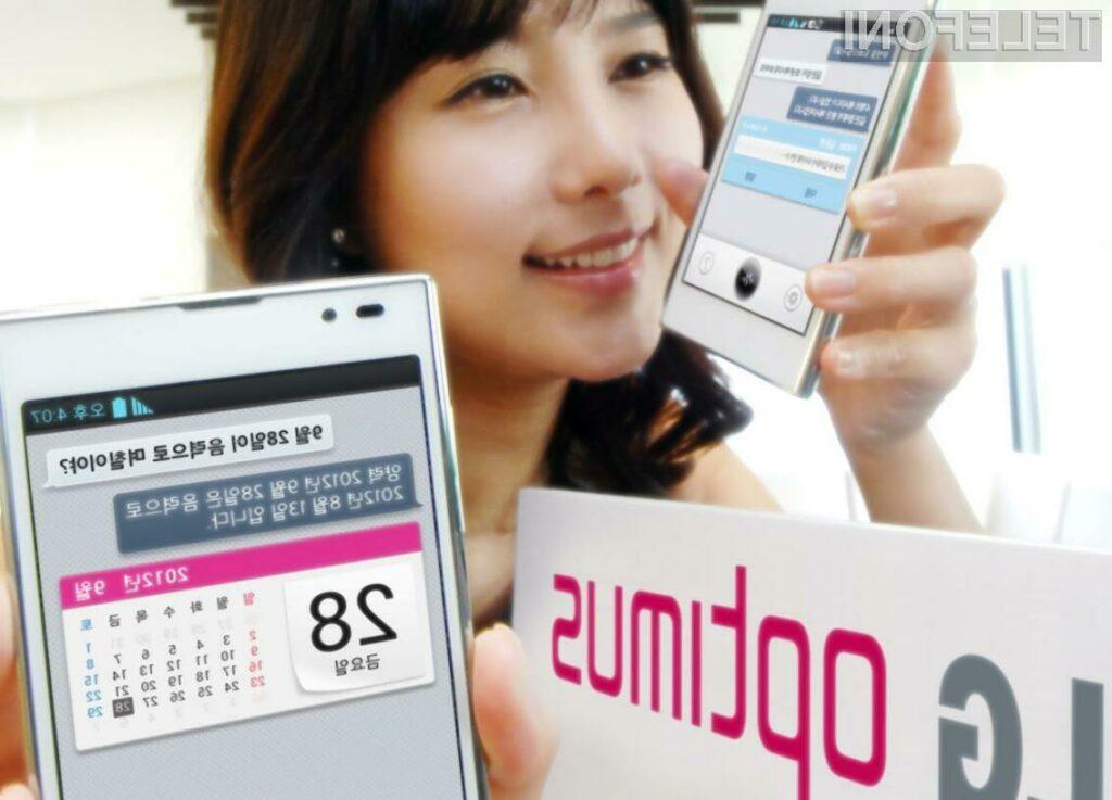 LG-jev Quick Voice bo kmalu na voljo tudi v angleškem jeziku.