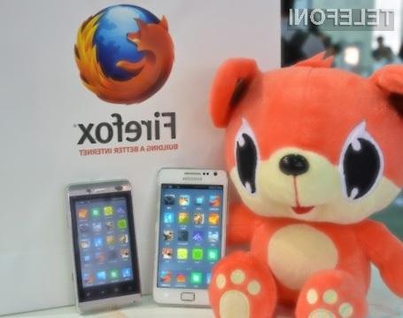 Mobilni operacijski sistem Mozilla Firefox OS obeta veliko!