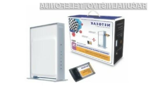 Brezžični usmerjevalnik NETGEAR