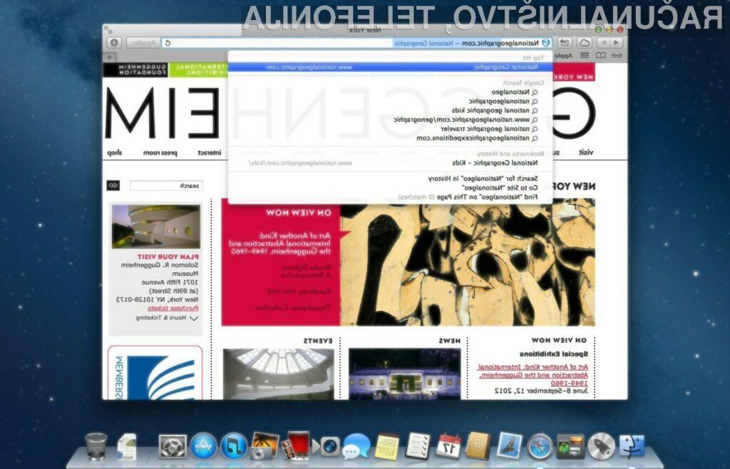Nov spletni brskalnik Safari 6 prinaša kopico novosti, ki se jih bodo zagotovo najbolj razveselili spletni razvijalci.