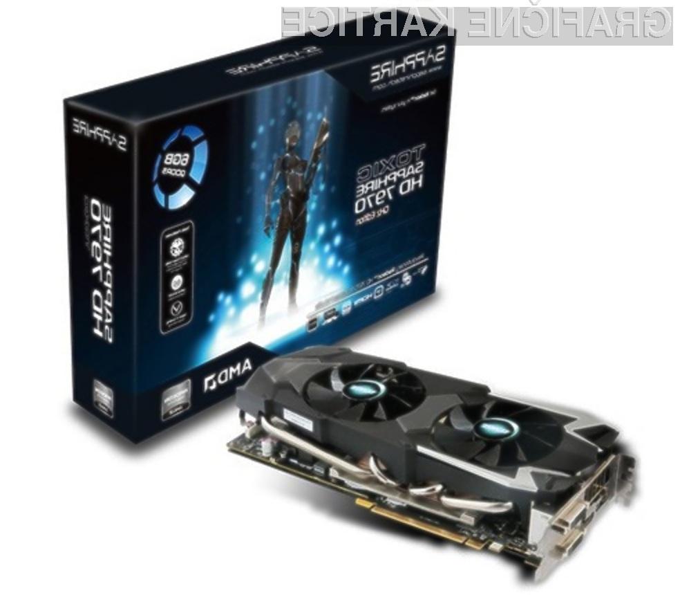 Bi za grafično pošast Sapphire Radeon HD 7970 GHz Edition odšteli več kot 700 evrov?
