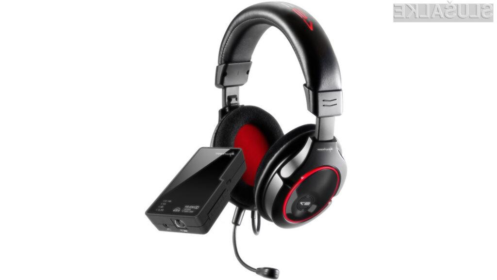 Sharkoon X-Tatic S7 so slušalke ob katerih boste preprosto obnemeli. Dobesedno.