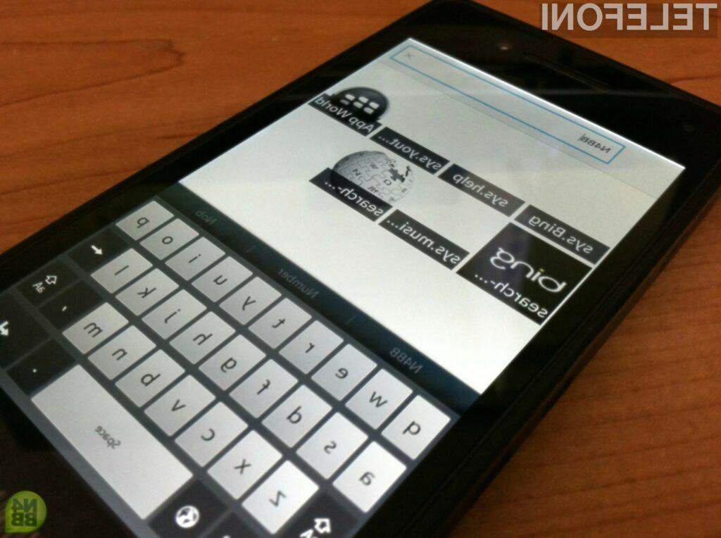 """BlackBerryjev """"Siri"""" je za enkrat še daleč od popolnega."""