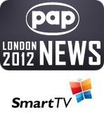 Philipsova nova Smart TV aplikacija za Olimpijske igre 2012!