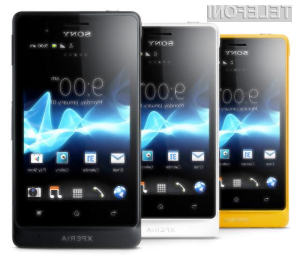 Sony Xperia Z bo pameten telefon višjega cenovnega razreda, pričakujemo pa ga lahko že proti koncu tega leta.