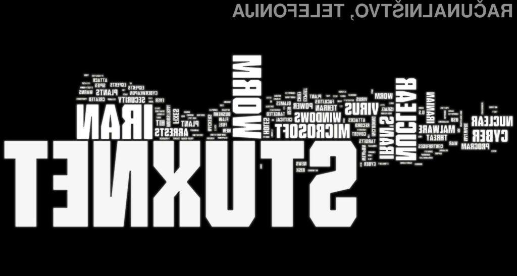 "Se je s Stuxnetom začela prva ""cyber"" vojna?"
