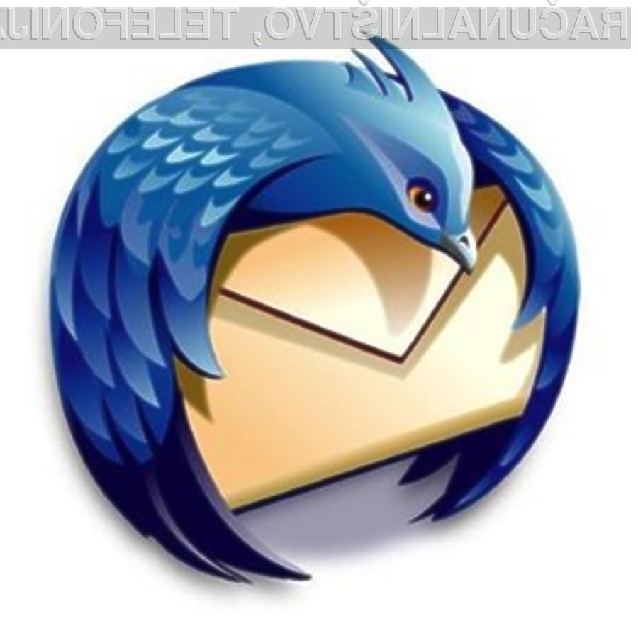 Thunderbird bo odslej deležen le še popravkov za varnostne in druge napake!