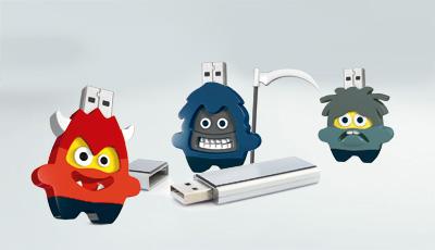 Okuženi USB ključki zopet na pohodu