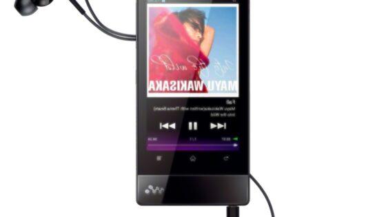 Nov Sonyjev glasbeni predvajalnik omogoča tudi nameščanje aplikacij za operacijski sistem Android.