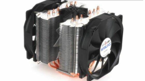 Precej robusten Zalmanov hladilnik CNPS14X je prvi vrsti namenjen nekoliko zahtevnejšim uporabnikom.