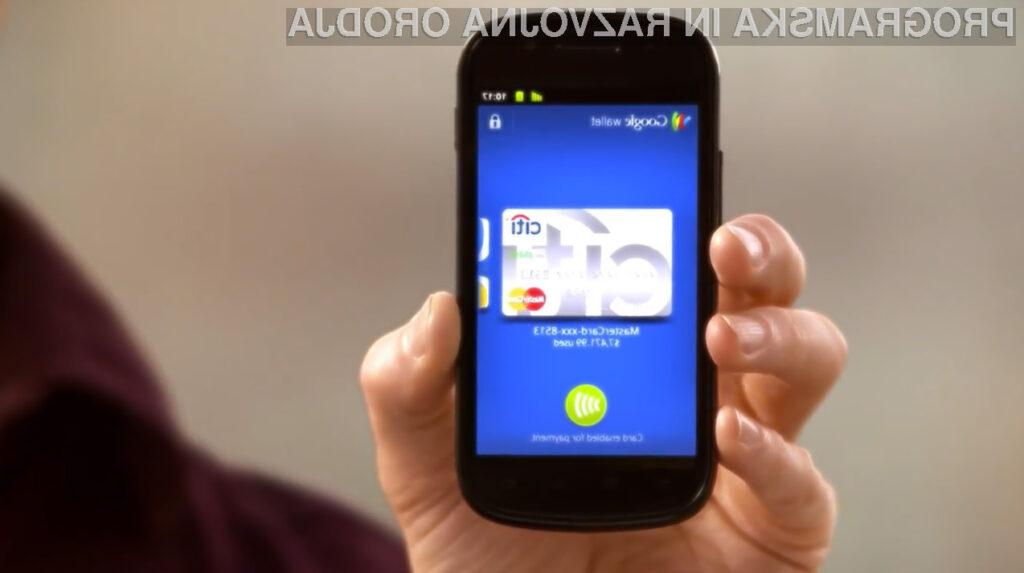 Googlova storitev Wallet bo odslej podatke shranjevala kar v oblaku.