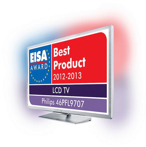 Philipsu znova prestižni EISA nagradi za najboljši evropski in za najbolj zeleni televizor