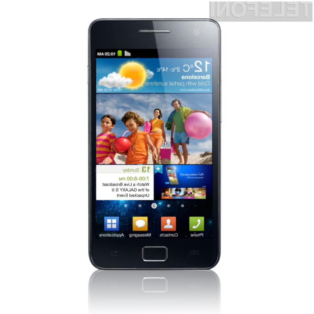 Pohvalno, da pri Samsungu še vedno mislijo na uporabnike njihovih nekoliko starejših mobilnikov.